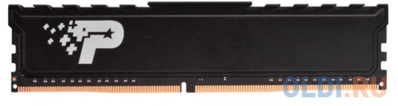 Оперативная память 32Gb (1x32Gb) PC4-25600 3200MHz DDR4 DIMM CL22 Patriot PSP432G32002H1