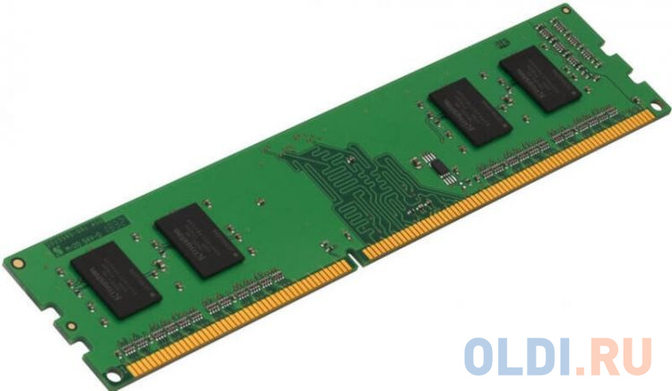 Фото - Оперативная память для компьютера Kingston KVR32N22S6/8 DIMM 8Gb DDR4 3200MHz оперативная память kingston hx432c16fb3k2 8 dimm 8gb ddr4 3200mhz