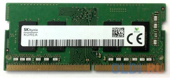 Оперативная память Hynix HMA81GS6CJR8N-UHN0 SO-DIMM 8Gb DDR4 2400MHz