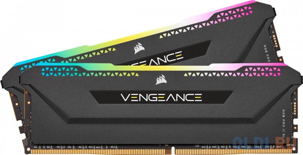 Оперативная память для компьютера Corsair CMH16GX4M2E3200C16 DIMM 16Gb DDR4 3200MHz память оперативная ddr4 corsair 16gb 3200mhz cm4x16gc3200c16w2e