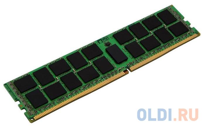 Оперативная память 16Gb PC4-19200 2400MHz DDR4 DIMM ECC Kingston KTH-PL424S/16G модуль памяти kingston kth pl424e 16g for hp compaq ddr4 dimm 16gb pc4 19200 2400mhz ecc module