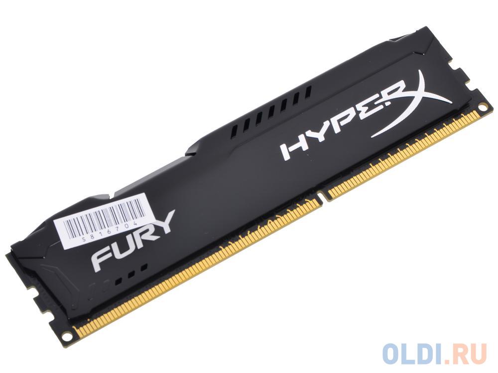 Оперативная память Kingston HX318C10FB/4 DIMM 4Gb DDR3 1866MHz