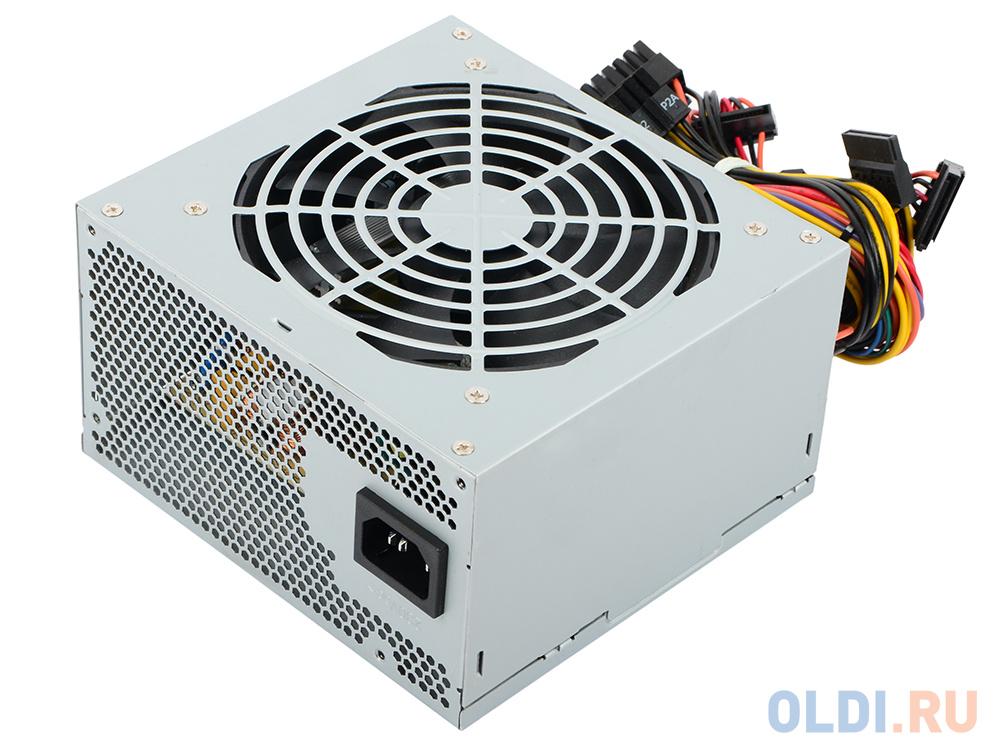 Блок питания ATX 500 Вт InWin Power Rebel RB-S500HQ7-0 блок питания atx 500 вт super power qori 500w