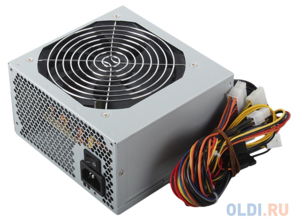 Фото - Блок питания FSP Q-Dion QD-500 80Plus 500 Вт бп atx 450 вт fsp q dion qd 450 9pa400a401