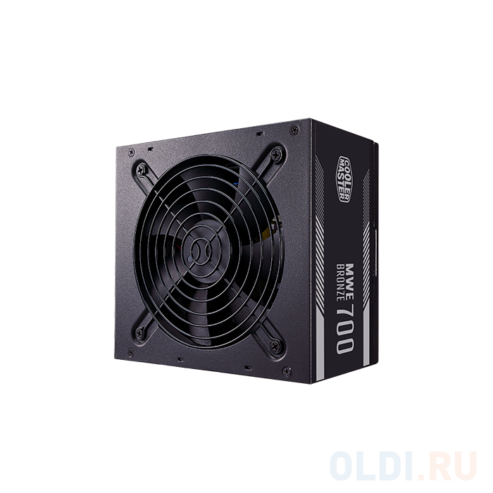 Фото - Power Supply Cooler Master MWE Bronze, 700W, ATX, 120mm, 8xSATA, 4xPCI-E(6+2), APFC, 80+ Bronze free shipping 1pcs cm50dy 12h power modules original new special supply welcome to order directly photographed yf0617 relay