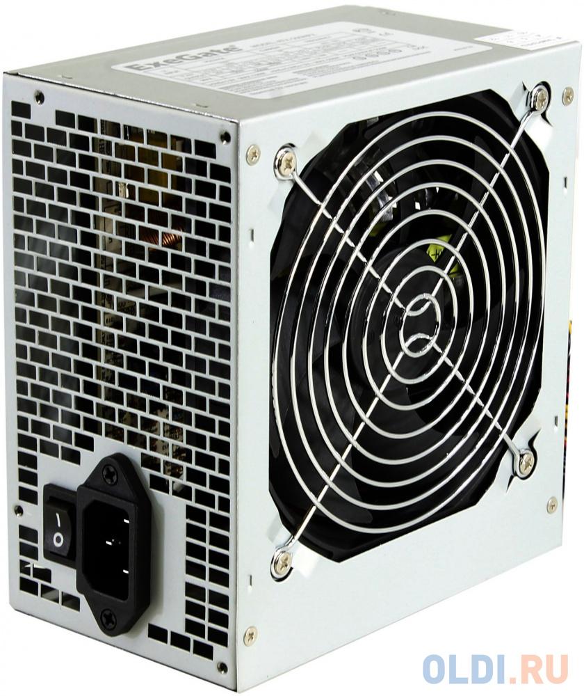 Фото - Блок питания ATX 500 Вт Exegate ATX-500NPX блок питания atx 1000 вт super flower leadex ii gold