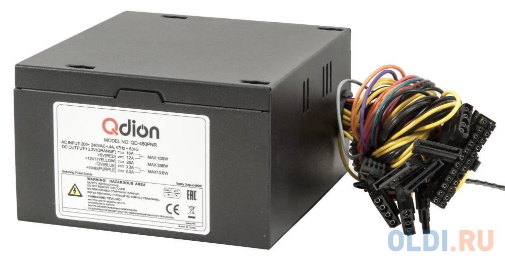 Блок питания ATX 450 Вт FSP QDION 450 QD-450PNR