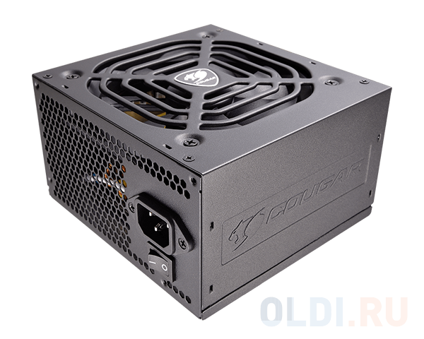 Cougar STE 400 Блок питания STE 400 (Разъем PCIe-2шт,ATX v2.31, 400W, Active PFC, 120mm Fan) [STE400] Retail блок питания bequiet straight power 10 700w v2 4 a pfc 80 plus gold fan 13 5 cm modular retail