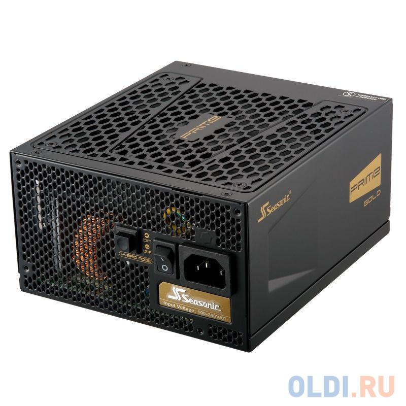 Фото - Блок питания Seasonic ATX 850W PRIME GX-850 80+ gold (24+4+4pin) 135mm fan 14xSATA Cab Manag RTL память ddr4 4x16gb 3600mhz corsair cmk64gx4m4b3600c18 rtl pc4 28800 cl18 dimm 288 pin 1 35в