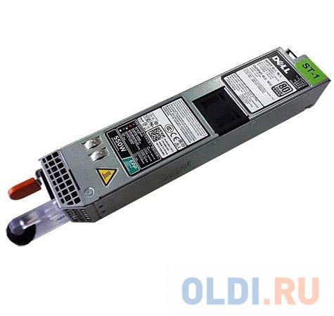 Фото - Блок Питания Dell 450-AEKP 550W 13&14G servers блок питания dell power supply 1 psu 350w hot swap kit for poweredge r330 r320