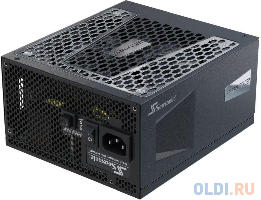 Фото - Блок питания Seasonic ATX 650W PRIME TX-650 80+ titanium (24+4+4pin) APFC 135mm fan 10xSATA Cab Manag RTL память ddr4 4x16gb 3600mhz corsair cmk64gx4m4b3600c18 rtl pc4 28800 cl18 dimm 288 pin 1 35в