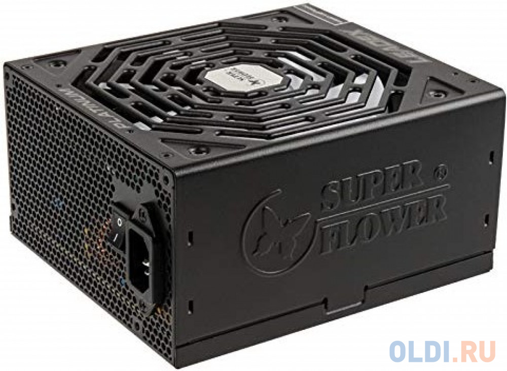 Фото - Super Flower Power Supply Leadex Platinum, 650W, ATX, 135mm, 8xSATA, 4xPCI-E(6+2), APFC, 80+ Platinum, Full Modular блок питания huawei 750w platinum power module w750p0000 02131058