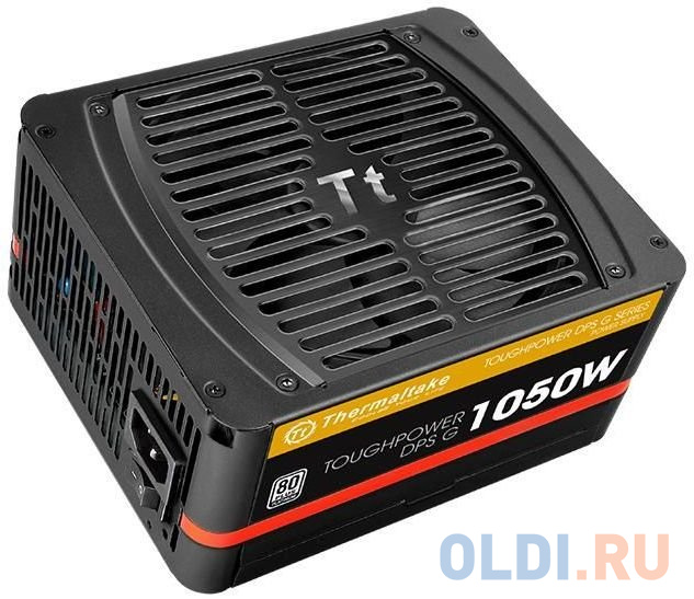 Блок питания ATX 1050 Вт Thermaltake Thermaltake Touchpower DPS G PS-TPG-1050DPCPEU-P блок питания atx 1050 вт thermaltake toughpower irgb plus 1050w