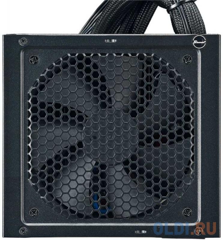 Блок питания ATX 500 Вт Seasonic S12III-500 S12III-500 (SSR-500GB3) блок питания atx 500 вт seasonic core gc 500 ssr 500lc