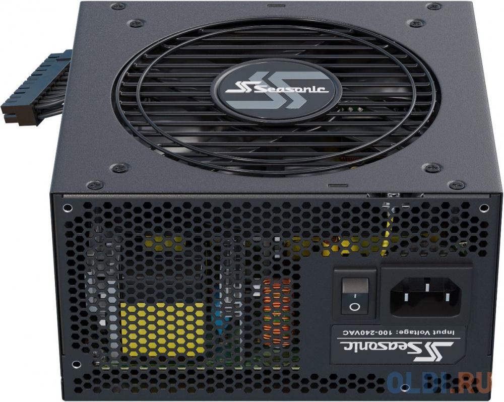 Блок питания ATX 650 Вт Seasonic FOCUS GM-650 SSR-650FM
