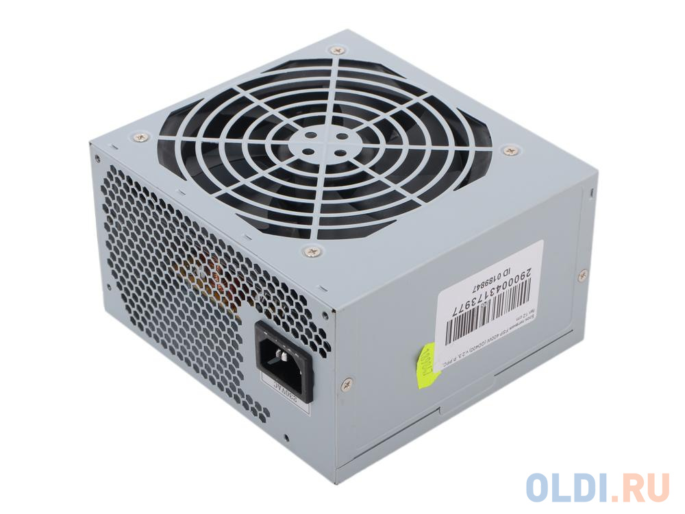 Фото - Блок питания FSP 400W (QD400) v.2.3, P.PFC, fan 12 cm блок питания fsp group fsp400 50ucb 400w