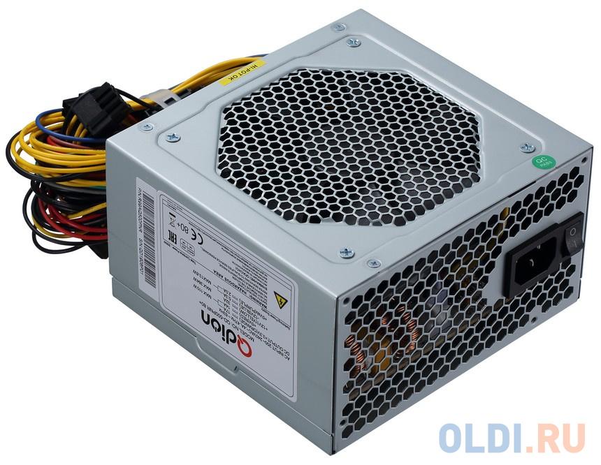 Блок питания ATX 500 Вт FSP Q-DION QD500-PNR 80+ QD-500-PNR 80+