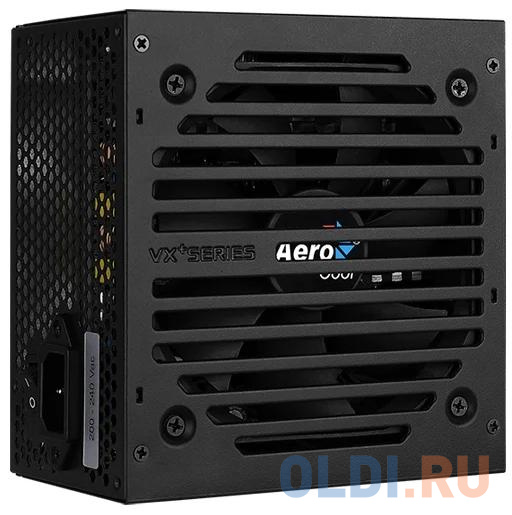 Фото - Блок питания Aerocool VX Plus 400 400 Вт блок питания atx 400 вт aerocool vx plus 400