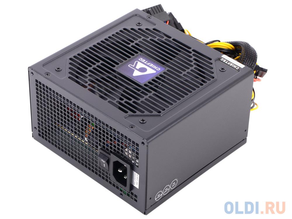 Блок питания ATX 500 Вт Chieftec CPS-500S chieftec блок питания 650w smart atx 12v v 2 черный