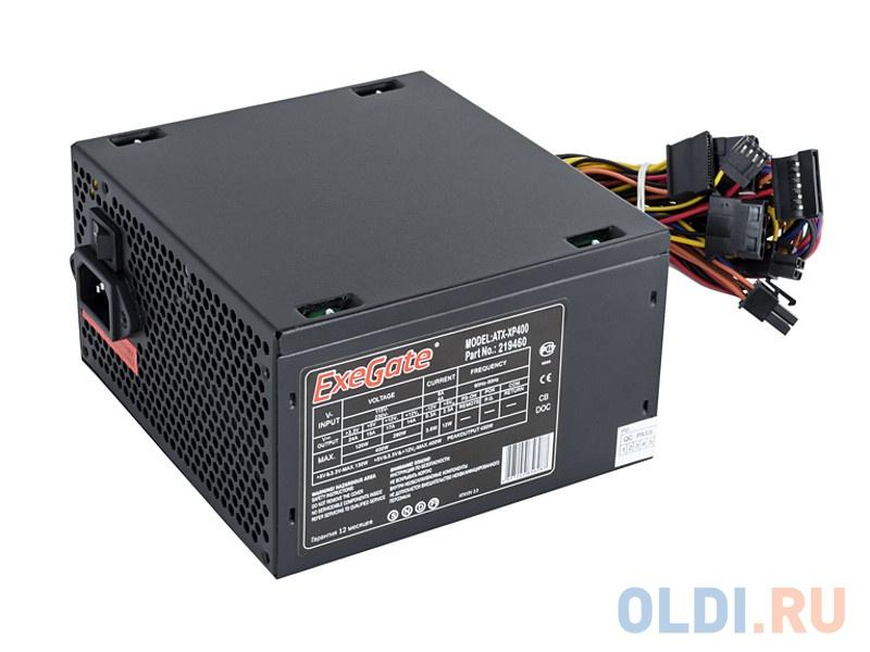 Фото - Блок питания ATX 400 Вт Exegate ATX-XP400 блок питания atx 1000 вт super flower leadex ii gold