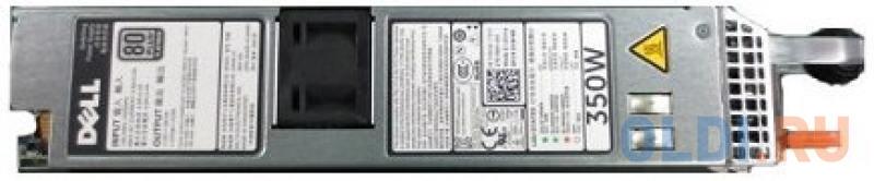 Блок питания Dell Power Supply (1 PSU) 350W Hot Swap, Kit for PowerEdge R330 / R320
