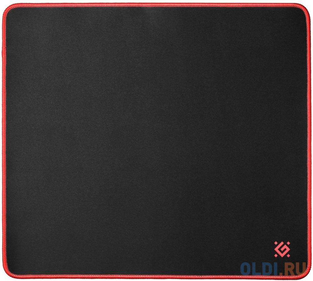 Коврик игровой Black XXL 400x355x3 мм, ткань+резина DEFENDER коврик defender black xxl 400x355x3мм 50559