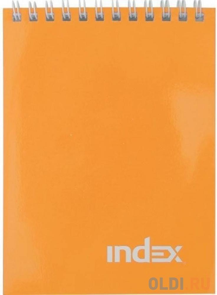Блокнот Index Colourplay A6 40 листов INLcp-6/40bu INLcp-6/40bu