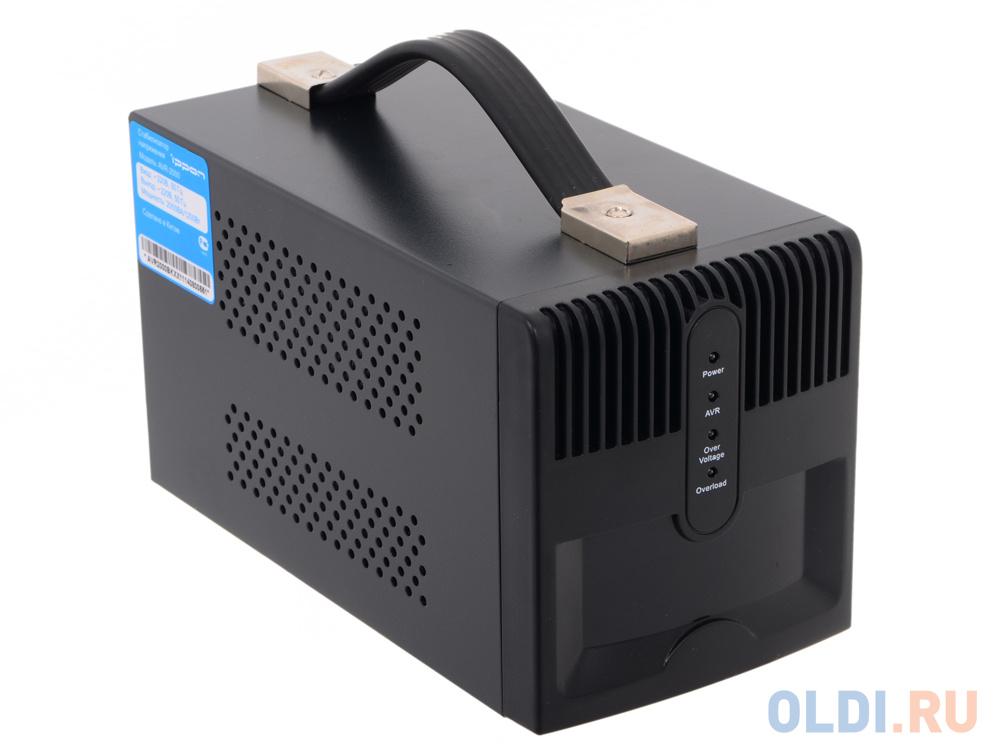 Стабилизатор напряжения Ippon AVR-2000 (4 EURO) стабилизатор напряжения ippon 551689 avr 2000