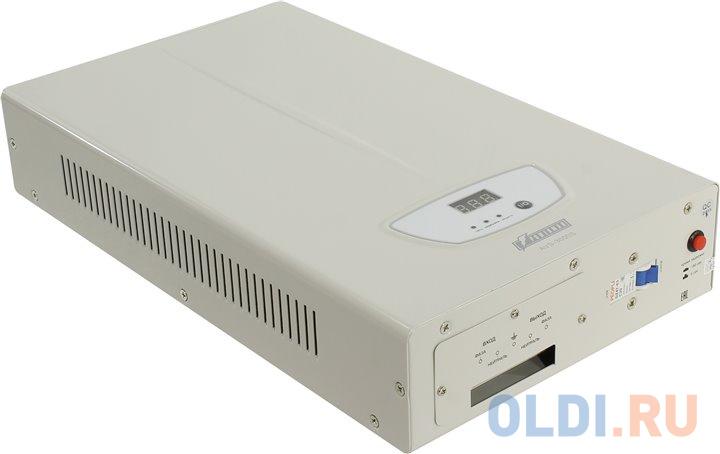 Стабилизатор напряжения Powerman AVS 3000S серый стабилизатор powerman avs 1500 d