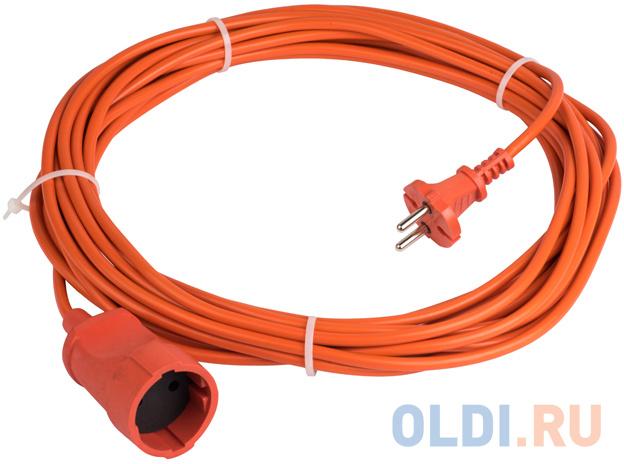 EKF USB02-16-310-1-10 Удлинитель Зевс 2.0 10м c заземлением ПВС 3*1 16А/3,5кВт PROxima EKF автомат ekf mcb47100 3 50c pro