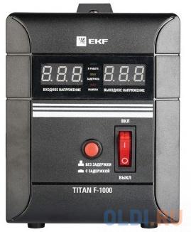 EKF stab-f-1000 Стабилизатор напряжения напольный TITAN F-1000 EKF PROxima