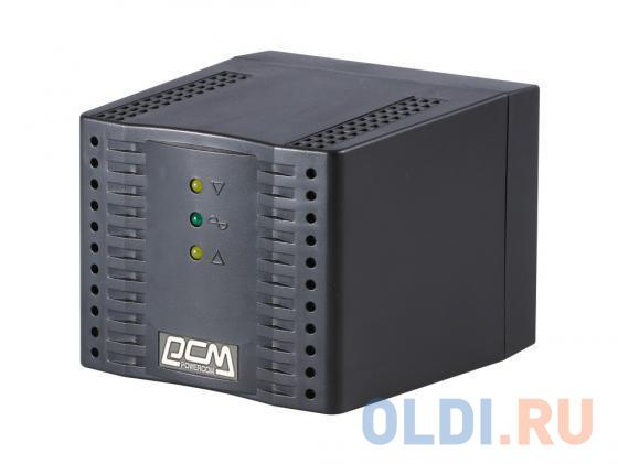 Стабилизатор напряжения Powercom TCA-3000 (4 EURO)