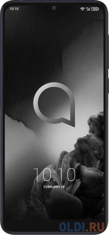 "Смартфон Alcatel 3L 2019 5039D Anthracite Black/ Черный SD429 2Gb/16Gb/5.94"" (1560x720)/13+5Mp/8Mp/4G/Android 8.1"