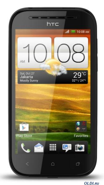 Смартфон HTC Desire SV Black