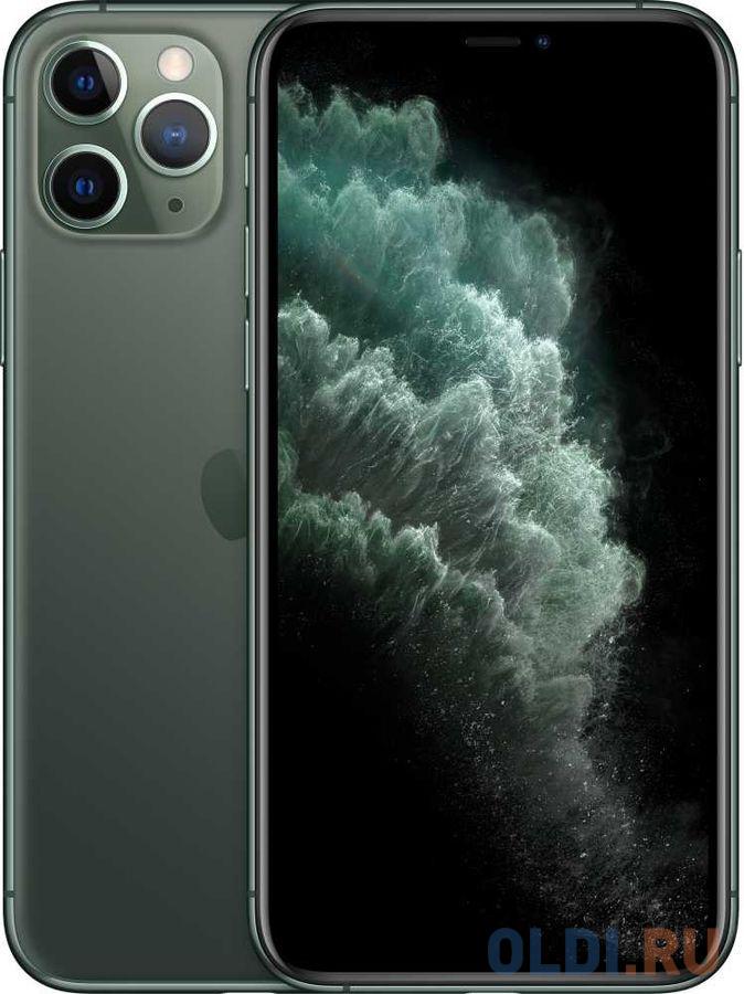Смартфон Apple iPhone 11 Pro зеленый 5.8