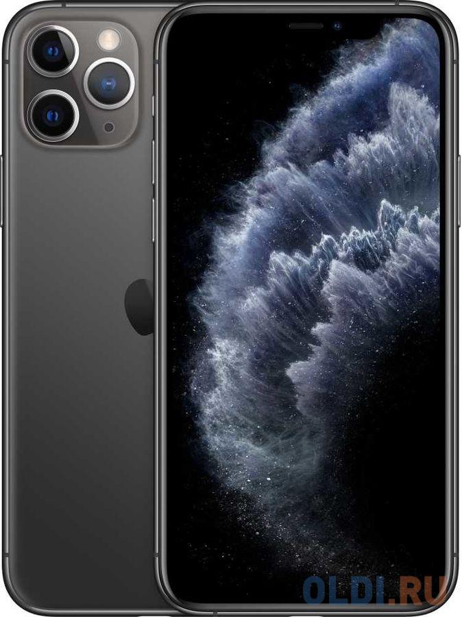 Смартфон Apple iPhone 11 Pro серый 5.8