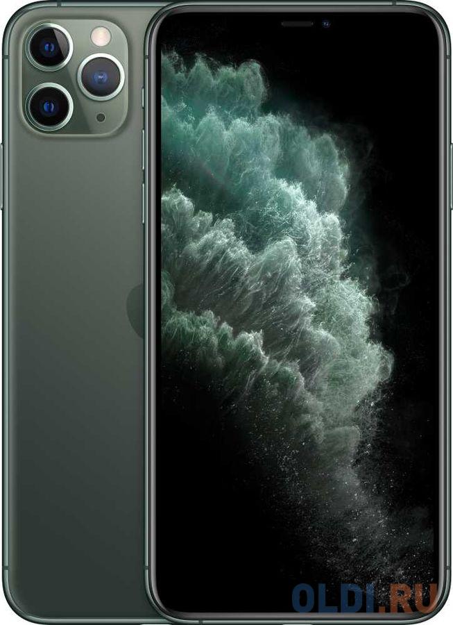Смартфон Apple iPhone 11 Pro Max зеленый 6.5