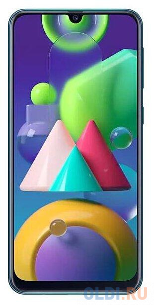 Смартфон Samsung Galaxy M21 64 Gb Green