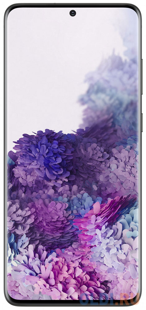 Смартфон Samsung Galaxy S20+ черный 6.7 128 Гб NFC LTE Wi-Fi GPS 3G Bluetooth SM-G985FZKDSER смартфон samsung galaxy a30s белый 6 4 32 гб nfc lte wi fi gps 3g bluetooth sm a307fzwuser