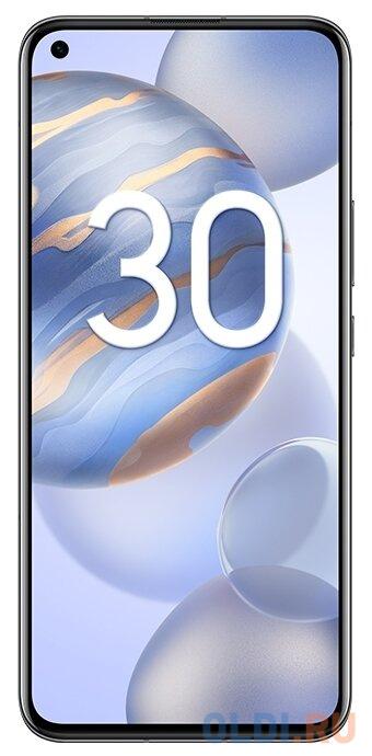 Смартфон Honor 30 Premium черный 6.53