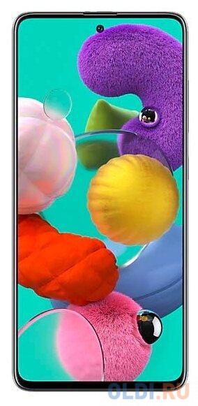 Смартфон Samsung Galaxy A51 64 Gb Black