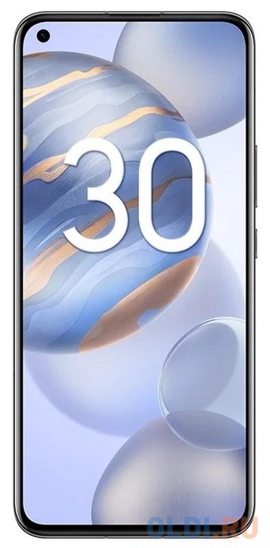 Смартфон Huawei 30 черный 6.53 128 Гб NFC LTE Wi-Fi GPS 3G Bluetooth 5G BMH-AN10.
