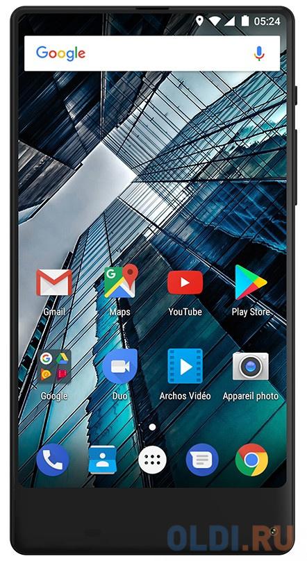 Смартфон ARCHOS Sense 55s черный 5.5 16 Гб LTE Wi-Fi GPS 3G 503568 смартфон huawei nova 2 золотистый 5 64 гб lte wi fi gps 3g 51091tns