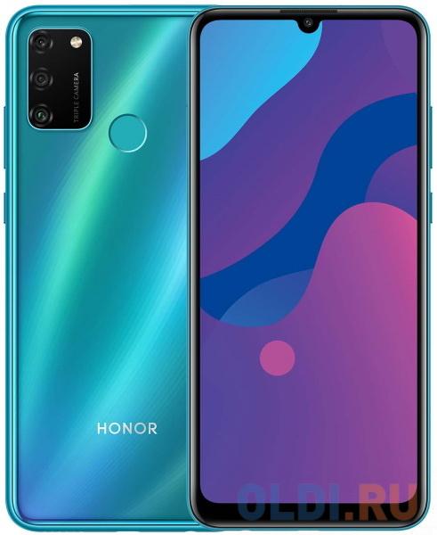 Смартфон Honor 9A 64GB Blue