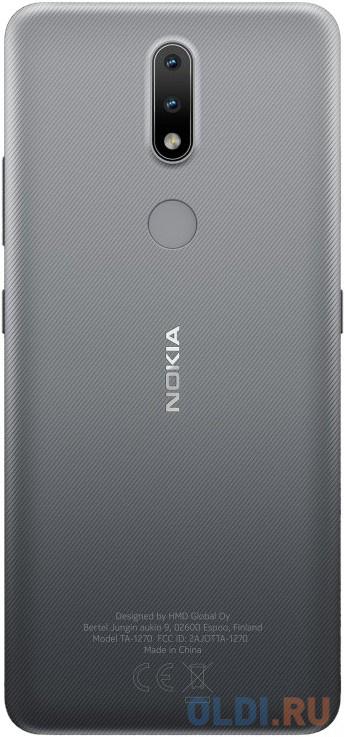Смартфон Nokia 2.4 DS 3/364 TA-1270 Gray