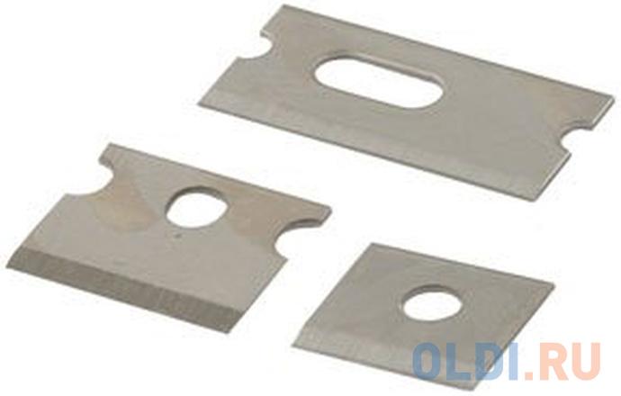 Фото - Hyperline HT-RB0809C Сменные ножи для HT-2008A, HT-2008AR, HT-200A, HT-200AR, HT-L2182R, HT-N468B (6 шт.) pro cl 200ar