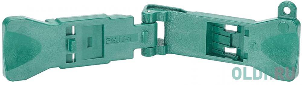 Инструмент Panduit EGJT-1 для обжима модуля GIGA-TX зеленый