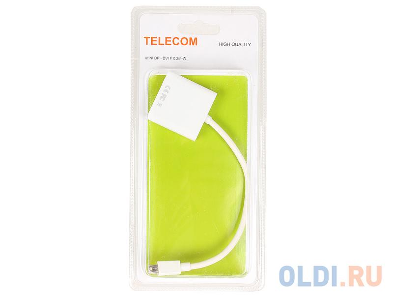 Кабель-переходник VCOM Telecom Mini DisplayPort - DVI TA6050