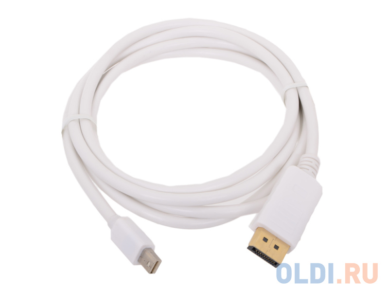 Кабель-переходник 1.8м VCOM Telecom Mini DisplayPort - Display Port CG681-1.8M