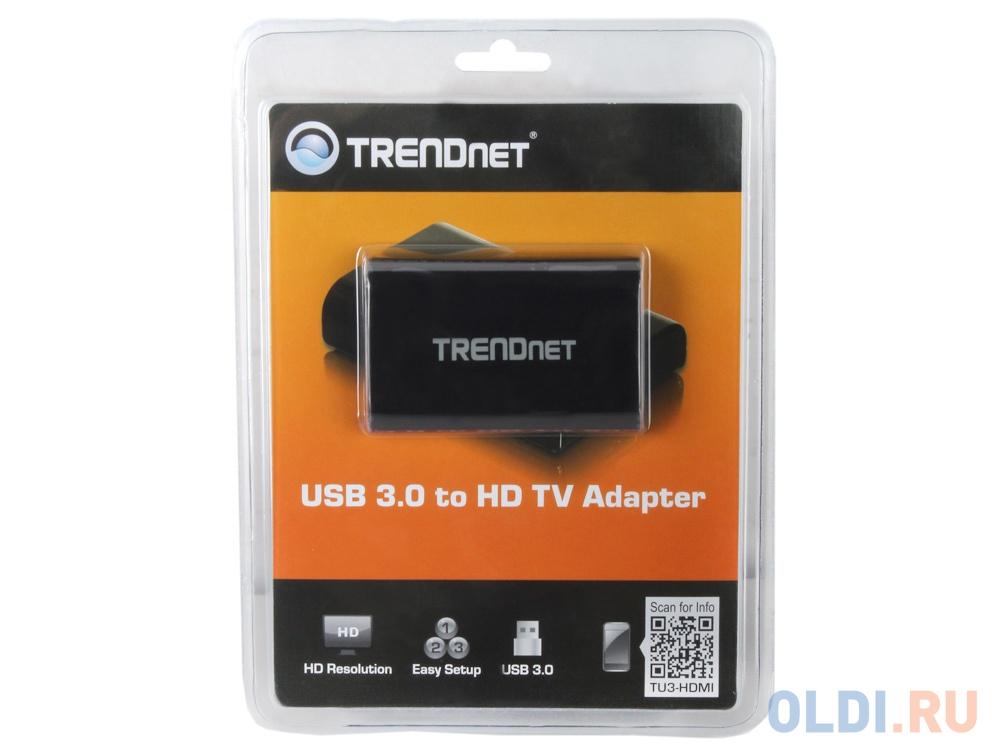 TRENDNET TU3-HDMI USB 3.0 TO HD TV ADAPTER DRIVER PC
